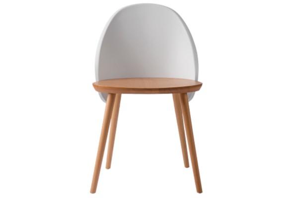 Blog Chair White