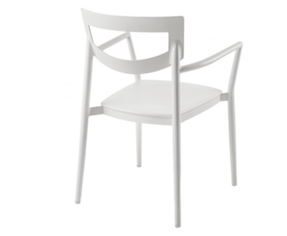 Colori Armchair (White, Red, Grey, Brown)