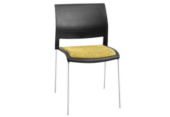 Connect Chair 4 leg uphl