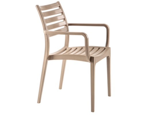 Enjoy Armchair Slatted