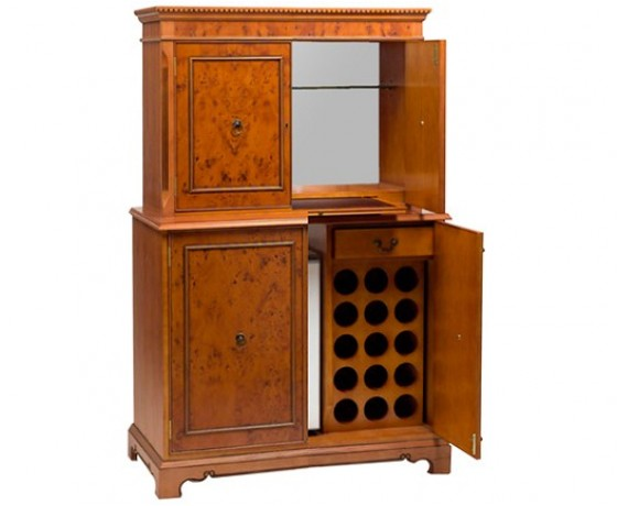 Cocktail Refrigerator Cabinet