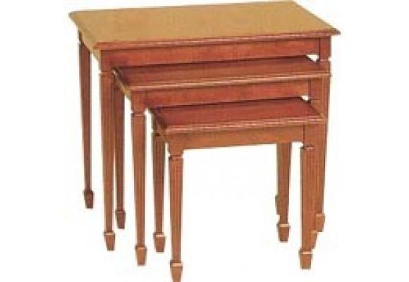 Spade Leg Nest of Tables
