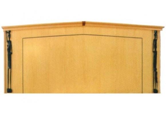 African Headboard