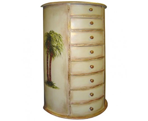 002 Chest of Drawers