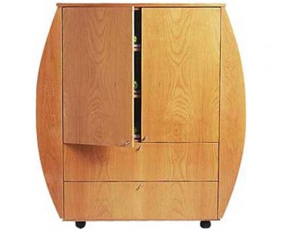 Egg Audio Cabinet