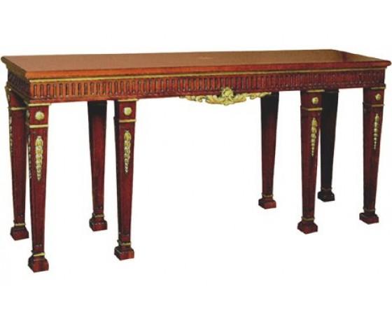 Louis XVI Sofa Table / Server