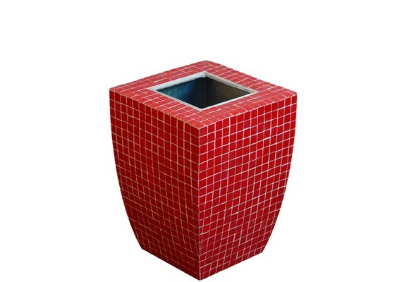 Mosaic Accessory Pot