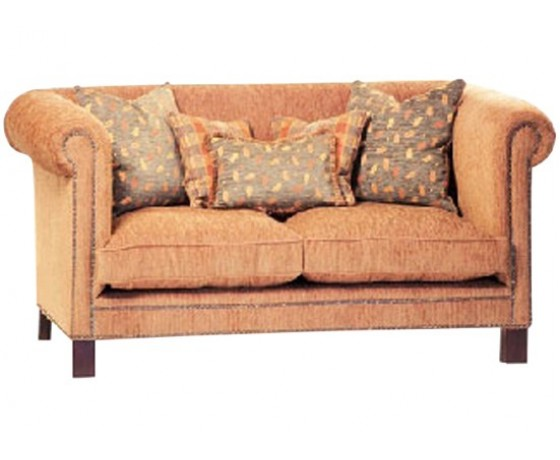 Club High Arm Settee