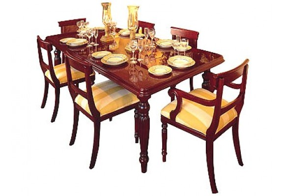 Chelsea Dining Room Suite