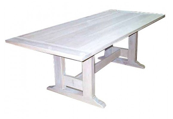 Ash Refectory Dining Table