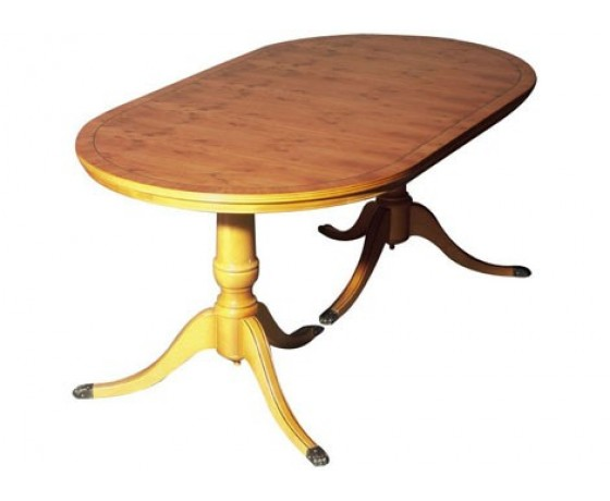 Hepplewhite Dining Table
