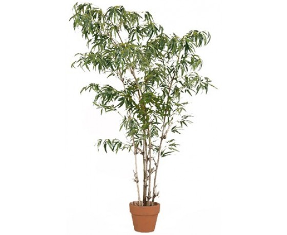 Bamboo Silk Artificial Tree