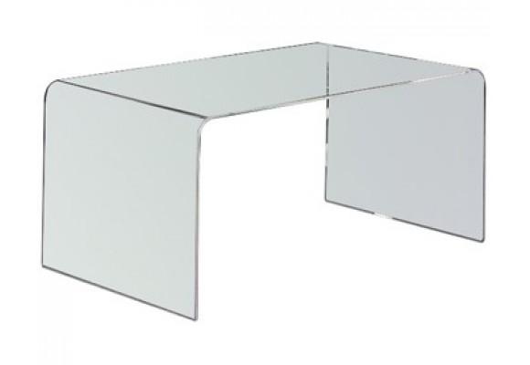 All Glass Desk